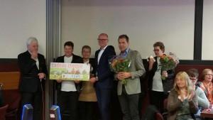 Foto jubileum Wilskracht april 2016